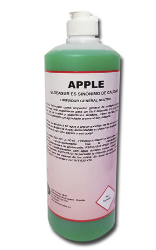 Limpiador general Apple 1L